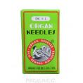 Игла для бытовых машин HA-1 N80 Organ needles Зеленый