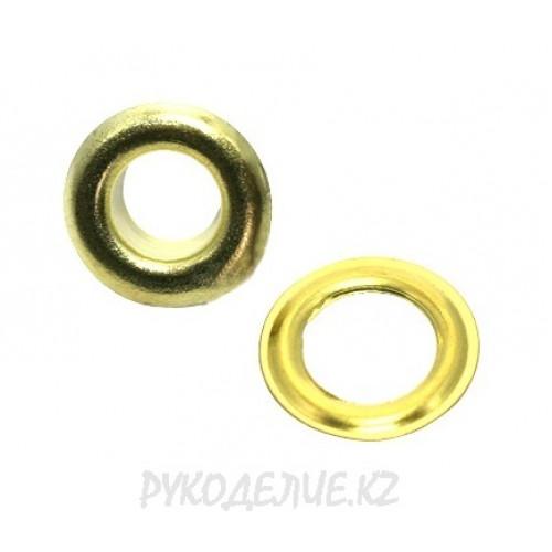 Блочки №56784 (d-3мм, Золотой)