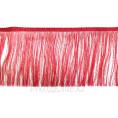 Бахрома метанить 15см 30 - Красный
