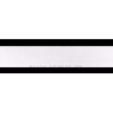 Резина бельевая 25мм (бел)