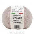Пряжа Iceland Etrofil 01010 - Бледно-розовый