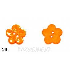 Пуговица цветок LF K-97
