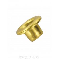 Блочки №34038 (d-5мм, Золотой)
