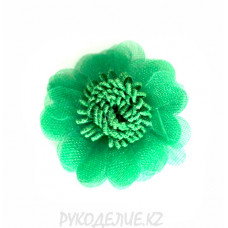 Цветок пришивной d-25мм