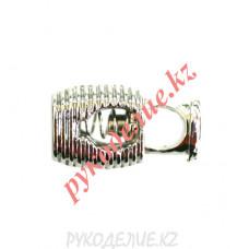 Стопор для шнура металлический МТ-А021