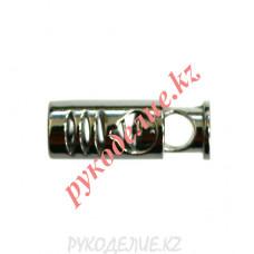 Стопор для шнура металлический МТ-А023
