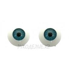 Глаз клеевой круглый 6мм