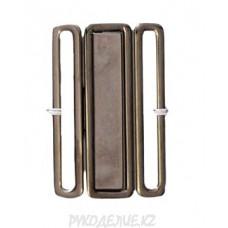 Пряжка камзольная металлическая MB-064