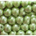 Бусины №8 27 - Светло-салатовый