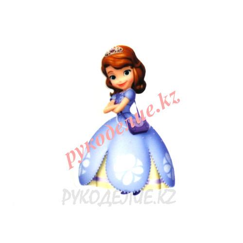 Клеевая фигурка принцесса