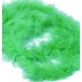 Боа пух 180см 045 - Зеленый