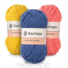 Пряжа Elite Wool Grande Kartopu
