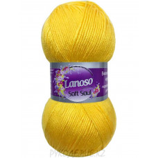 Пряжа Soft Soul Lanoso
