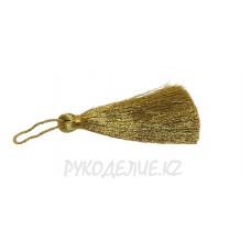 Кисти для штор шелковые 105мм (1 - Золотой) Has-Er