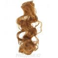 Волосы тресс для кукол Кудри длина волос 40см, ширина 50см 27А - Русый