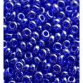 Бисер жемчужный прозрачный 10/0 Preciosa 36100 - Светло-фиолетовый