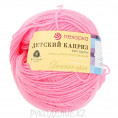 Пряжа Детский каприз Пехорка 11 - Ярко-розовый