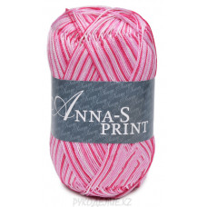 Пряжа Anna-S print Seam