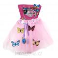 """Детский костюм """"Бабочки"""" 2 - Розовый"""