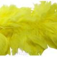 Боа 85гр SM 180см 26 - Светло-желтый