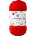 Love Cotton Kartopu K150 - Красный