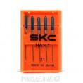 Игла для бытовых машин для стрейч N75/11 SKC Белый / Оранжевый