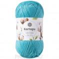 Love Cotton Kartopu K1551 - Бледно-бирюзовый