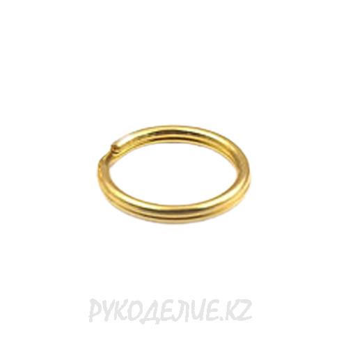 Кольцо для бус (2оборота) d-13мм