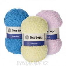 Пряжа Extra Soft Kartopu