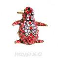 Брошь животные 3 - Пингвин