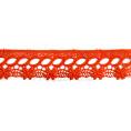 Кружево гипюр 3,5см SO14471 154 - Оранжевый