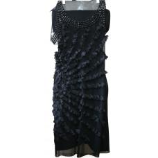 Полуфабрикат для платья Q993 SLV