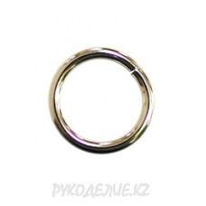 Фурнитура Кольцо металлическое разъемное d-40мм(один оборот) 3933 Angelica Fashion