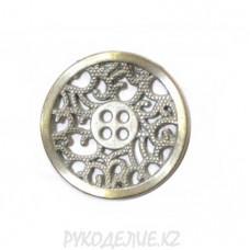 Пуговица металлическая ME 574