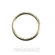 Фурнитура Кольцо металлическое разъемное d-30мм(один оборот) 3935 Angelica Fashion