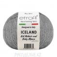 Пряжа Iceland Etrofil 06005 - Светло-серый