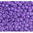 Бисер крупный 331 - Фиолетовый