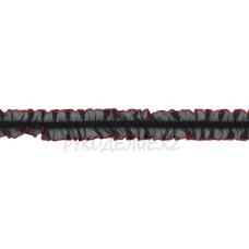 Резина декоративная 18мм BLITZ DT-07 (черн/кр)