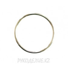 Фурнитура Кольцо металлическое разъемное d-50мм (один оборот) 3936 Angelica Fashion
