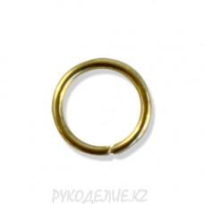 Кольцо для бус (1оборот) d-10мм