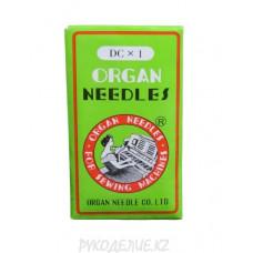 Иглы для промышленных швейных машин на оверлок DC-1 №90 Organ needles