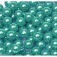 Бусины №4 24 - Бирюзово-зеленый