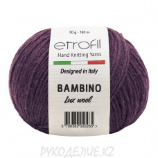 Пряжа Bambino Lux Wool Etrofil