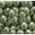 Бусины №8 20 - Светло-зеленый