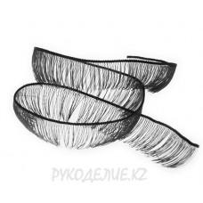 Реснички для глаз 5мм (1полоска)