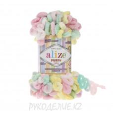Пряжа Puffy Color Alize