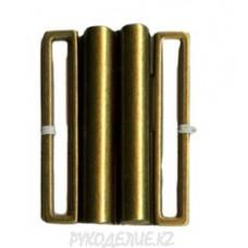 Пряжка камзольная металлическая 50мм MB 052