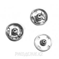 Кнопка пришивная металлическая 19мм Angelica Fashion