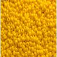 Бисер непрозрачный глянцевый 10/0 Preciosa 83130 - Жёлтый