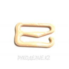Крючок для бюстгальтера металлический 12мм Angelica Fashion